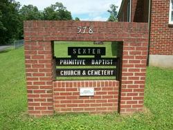 Senter Primitive Baptist Church Cemetery