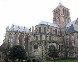Abbaye de la Trinit� de F�camp
