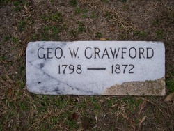 George Walker Crawford