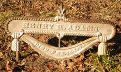 Pvt Henry R. Adams