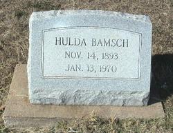 Hulda Bamsch