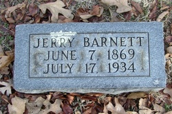William Jerry Barnett