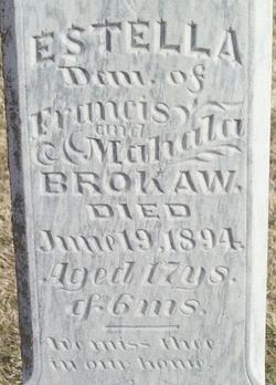 Estella Brokaw
