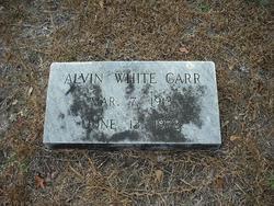 Alvin White Carr