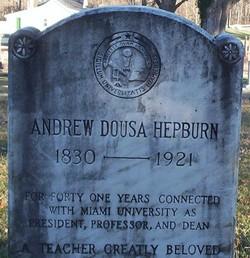 Andrew Dousa Hepburn