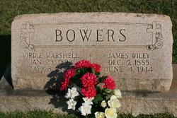 Virdie Marshell <i>Maness</i> Bowers