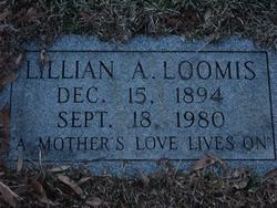 Lillian Lillie <i>Andrews</i> Loomis