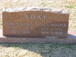 Lulu E. <i>Hooper</i> Aday