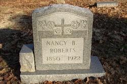 Nancy <i>Barnett</i> Roberts