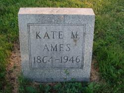 Kate M Ames