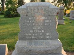 Martha M Ames