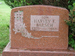Harvey E Barsch