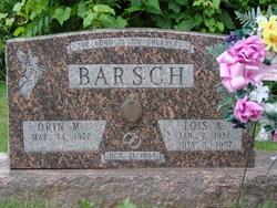 Orin M Barsch