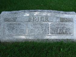Anna M Beier