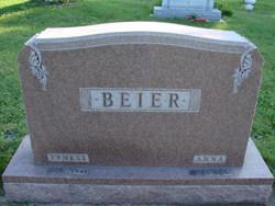 Anna <i>Gietzel</i> Beier