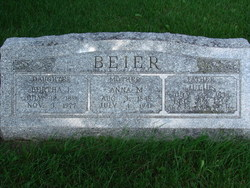 Bertha L Beier