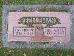 Lillian Ethel <i>French</i> Belleman