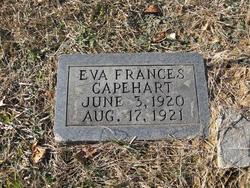 Eva Frances Capehart