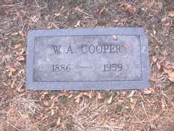 W. A. Cooper