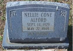 Nellie <i>Cone</i> Alford