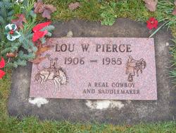 Lou William Pierce