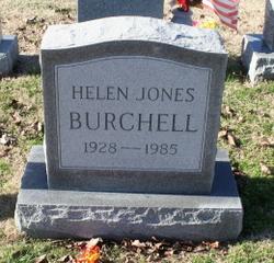Helen <i>Jones</i> Burchell