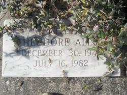 Theodore Killer Allen