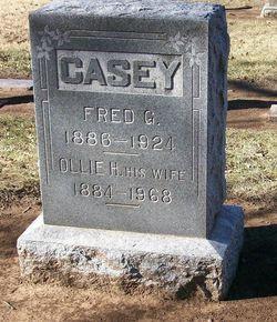 Olive H Ollie <i>Chinn</i> Casey