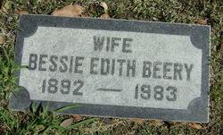 Bessie Edith <i>Dooling</i> Beery