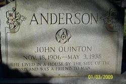 John Quinton Anderson