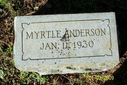 Myrtle Anderson