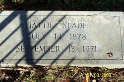 Hattie Slade