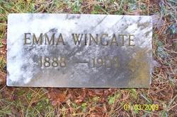 Emma Wingate Wilkerson