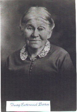 Frances Fannie <i>Easterwood</i> Barton