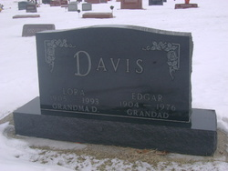 Edgar W. Davis