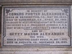 BG Edward Porter Alexander