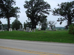 Burnett Corners Cemetery