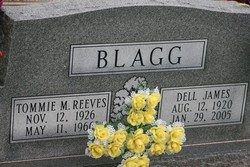 Tommie M. <i>Reeves</i> Blagg