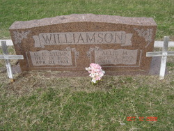C. E. Stump Williamson