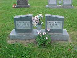 Gladys Pearl <i>Lee</i> Barber