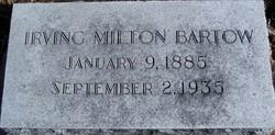 Irving Milton Bartow