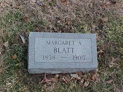 Margaret Annabell <i>Clemencen</i> Blatt