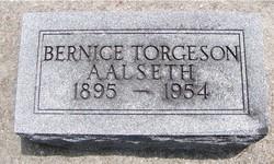 Bernice Ora <i>Torgeson</i> Aalseth