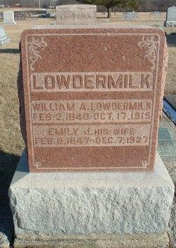 Emily J. Lowdermilk