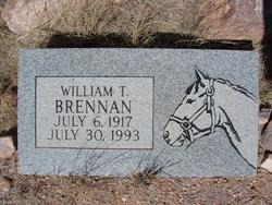 William T Billy Brennan