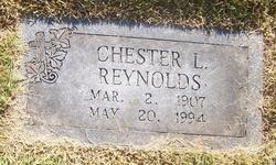 Chester L Reynolds