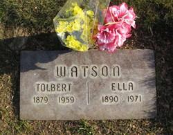 Ella Margaret <i>Reynolds</i> Watson