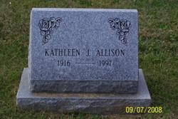 Kathleen J Allison