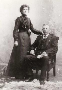 Elizabeth Ann <i>Fullerton</i> Denney