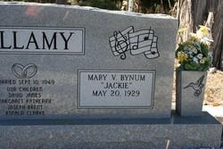 Mary Viola Jackie <i>Bynum</i> Bellamy